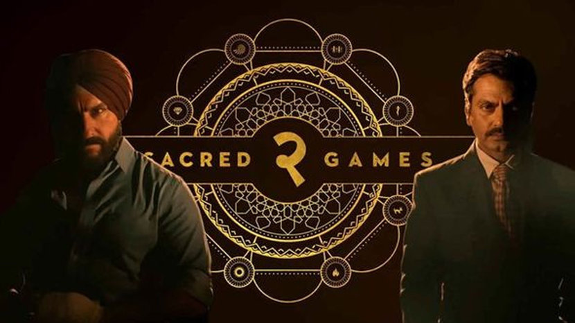 Sacred Games, Netflix, UAE expat