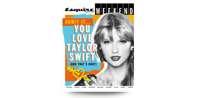 Taylor Swift, Esquire Weekend