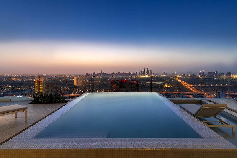 Five Jumeirah Village Circle, New Hotel
