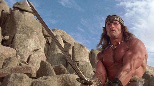 Conan, Arnold Schwarzenegger