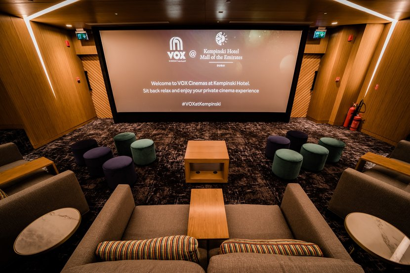 Vox cinema, Mall of the Emirates, Updates, Esquire Updates