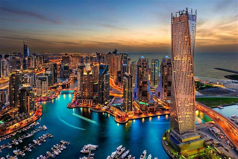 Dubai, History, Photos