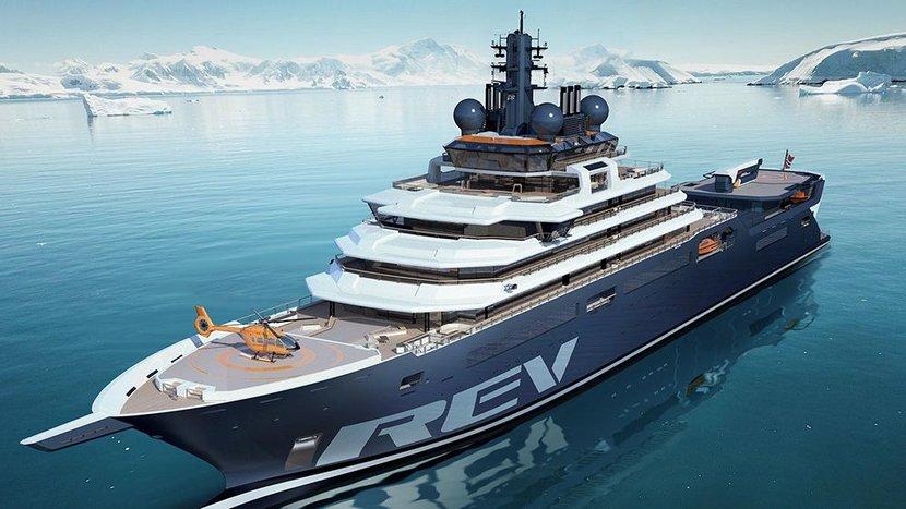 Yacht, Norway
