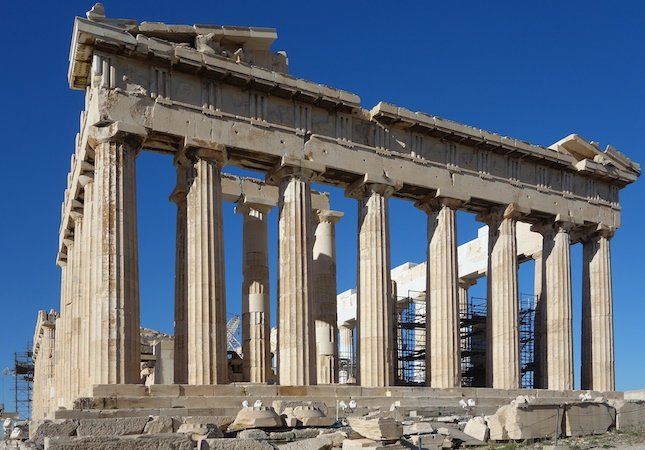 Greece, History, Culture, Architecture