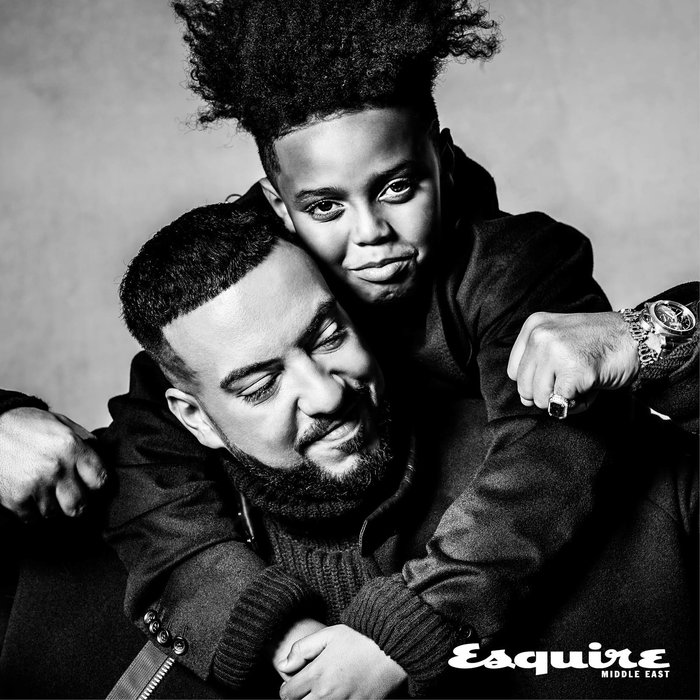 French Montana, Donald Trump, Esquire Middle East