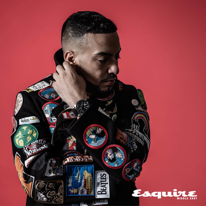 Celebrity Style, French Montana, Cover
