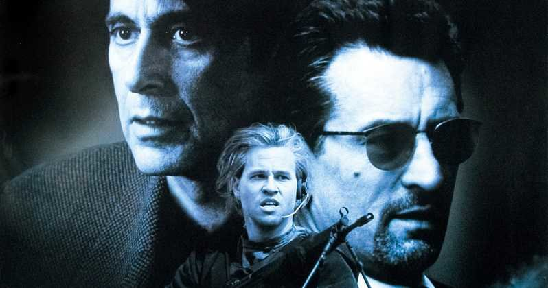 Michael Mann, Heat, Robert DeNiro, Al Pacino