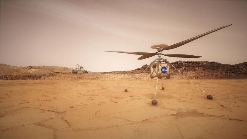 Mars, 2020, Space, Nasa