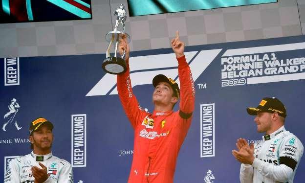 F1, Ferrari, Charles Leclerc