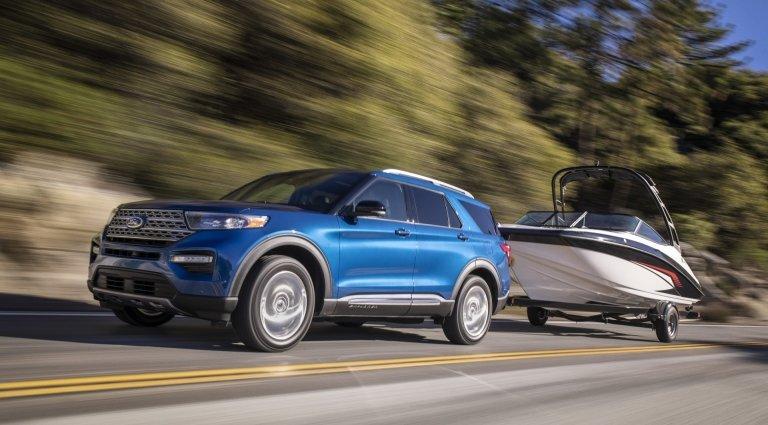 Ford, Hybrid Explorer, Cars