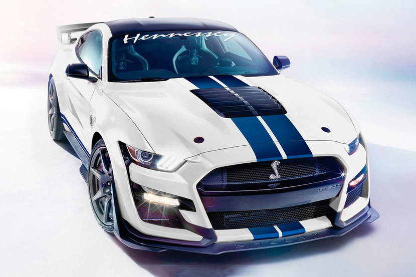Ford, Mustang, Hennessey