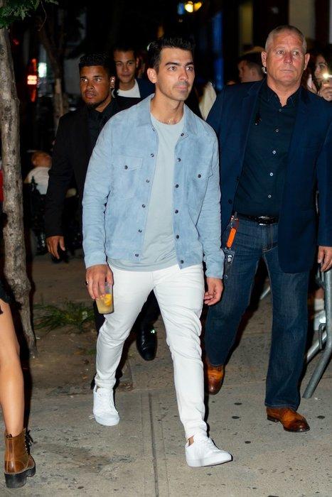 Joe Jonas, Celebrity Style
