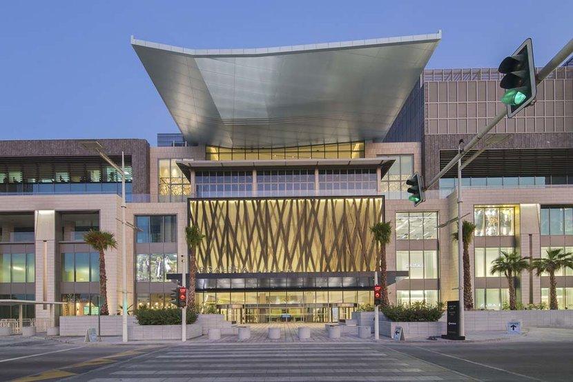 Block party, Galleria on Al Maryah Island