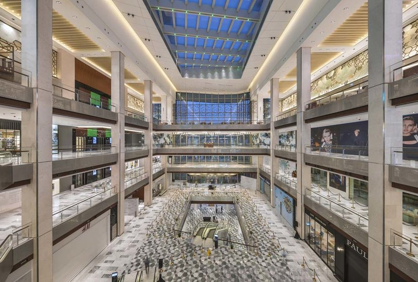 The Galleria, The Galleria Al Maryah Island