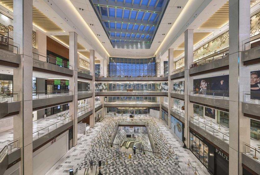 The Galleria, The Galleria Al Maryah Island