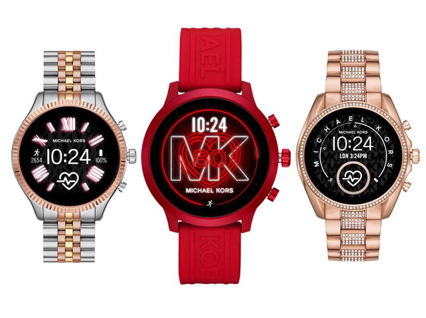 Michael Kors, Smartwatches, Watches