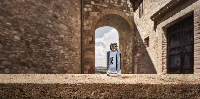 Dolce & Gabbana, K, Fragrance
