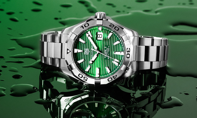 Tag Heuer, TAG Heuer Aquaracer, Dive Watches