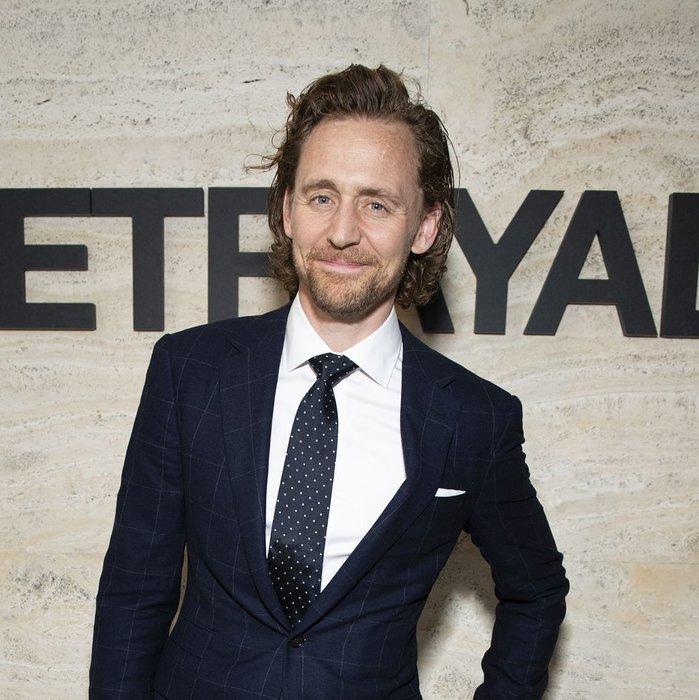 Tom Hiddleston, Ralph Lauren