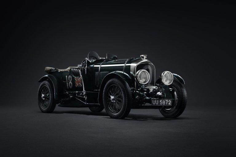 Bentley, Blower, Car