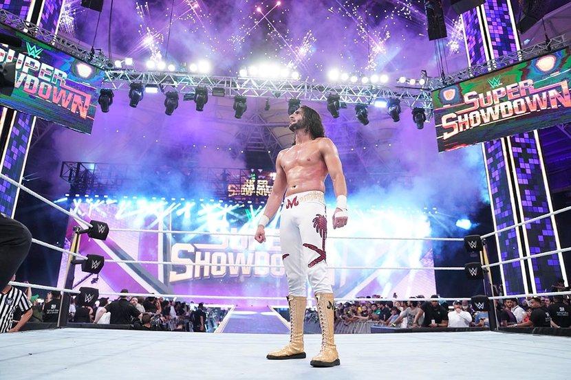 WWE, Mansoor, Saudi Arabia