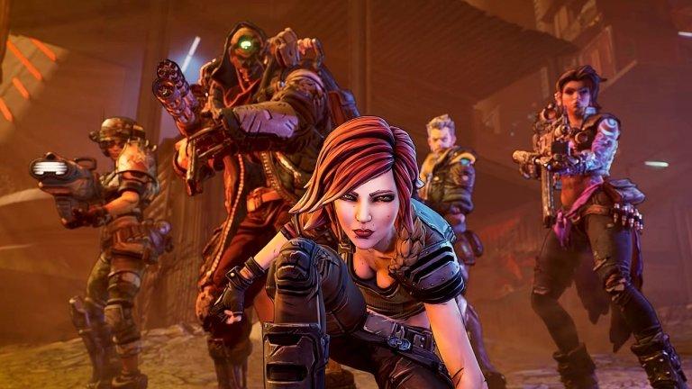 2k games, Borderlands 3, Videogames