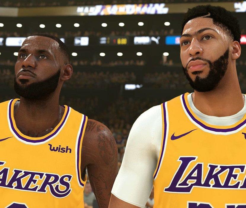 NBA 2K20, EA Games, EA Sports, Videogames
