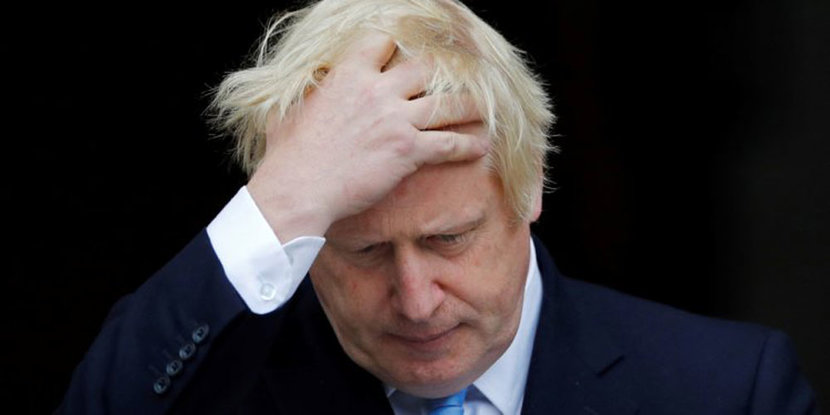 English, Politics, Boris johnson