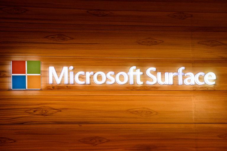 Microsoft, Surface