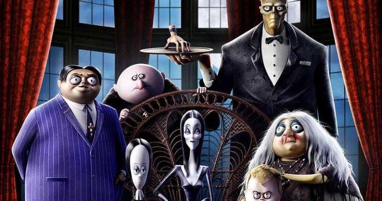 The addams family, Snoop dogg, Cinema