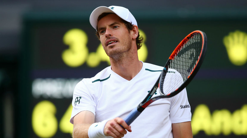 Andy Murray, Rear of the year, Tennis