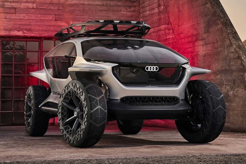 Audi, Frankfurt motor show