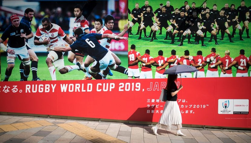 Rugby world cup, Typhoons, Sports
