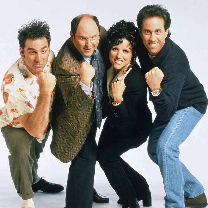 Seinfeld, Streaming, Netflix