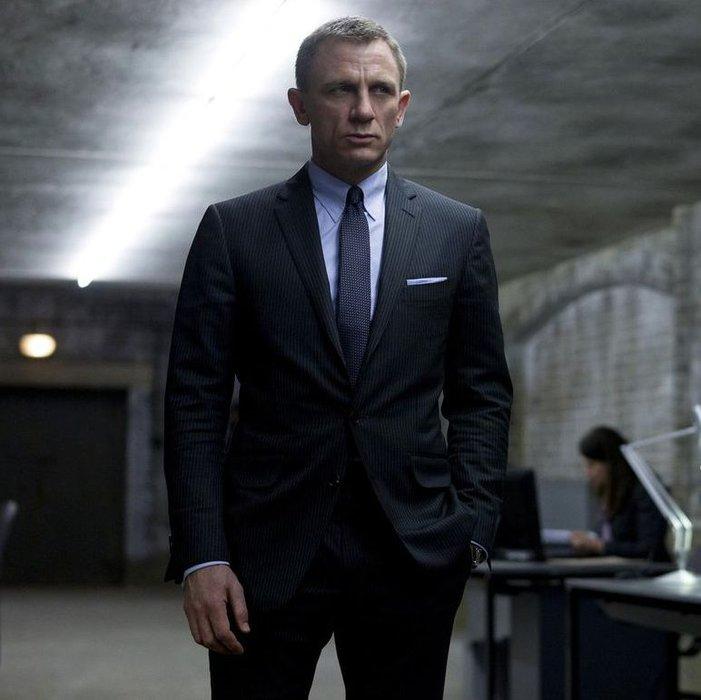 James Bond, Daniel craig, 007, Cinema