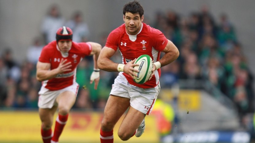 Rugby world cup, Mike Phillips, Wales