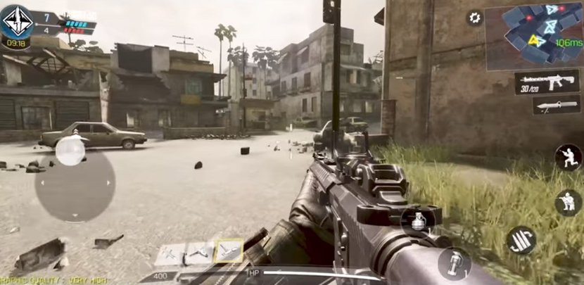 Videogames, Call of Duty, Call of duty mobile