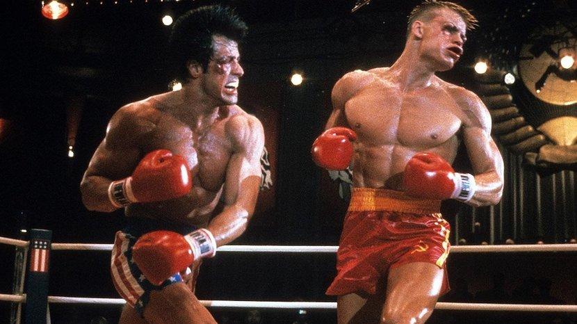 Rocky, Sylvester Stallone, Ivan Drago, Rocky Balboa, Creed 2