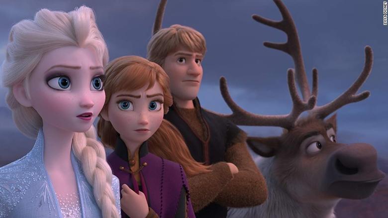 Frozen 2, Trailer, Disney