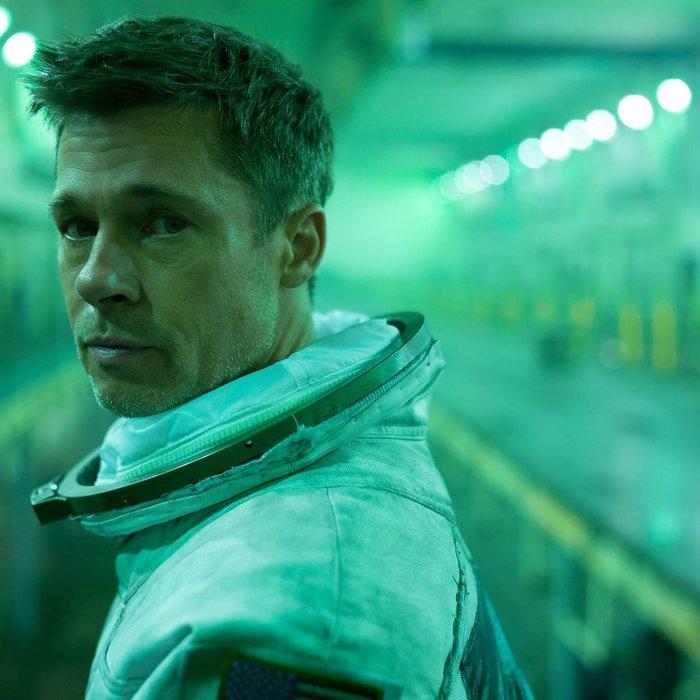 Brad Pitt, Ad Astra, Cinema