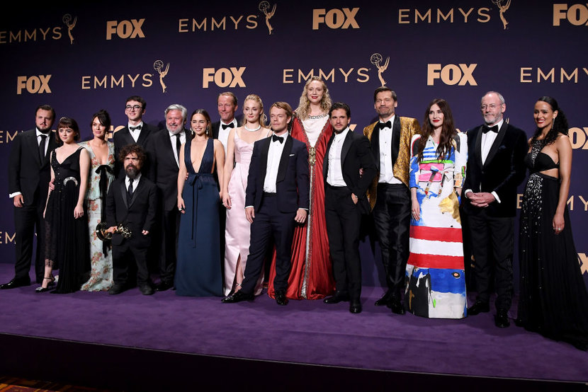Emmy's, Game of thrones