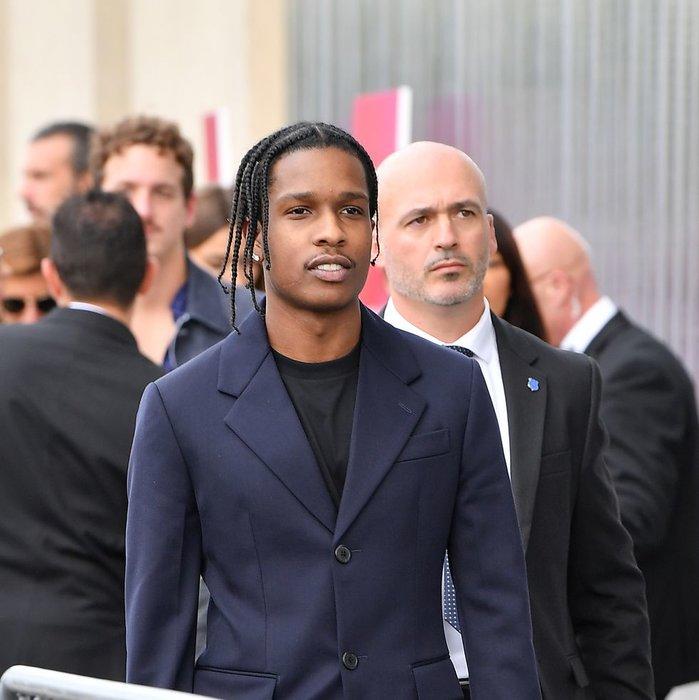Celebrity Style, A$ap rocky
