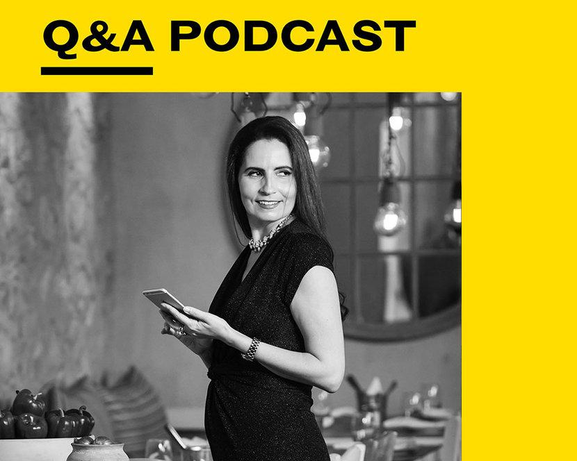 Foodiva, Samantha Wood, Esquire Q&A