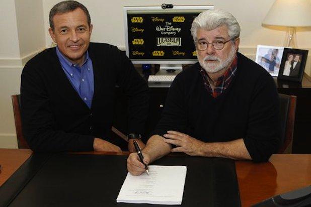 Star wars, George Lucas, Disney