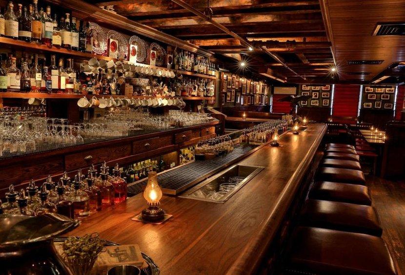 World's 50 best bars, Beirut, Lebanon