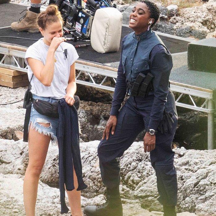 James Bond, 007, Lashana Lynch