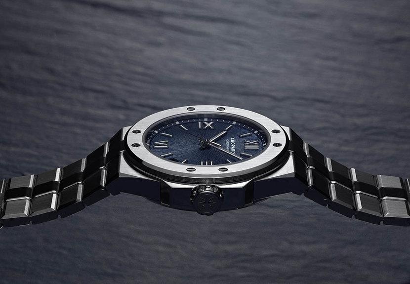 Chopard, Alpine Eagle, St Moritz, Men's watch