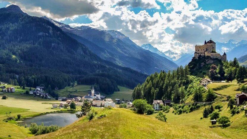 Graubunden, Travel, Switzerland