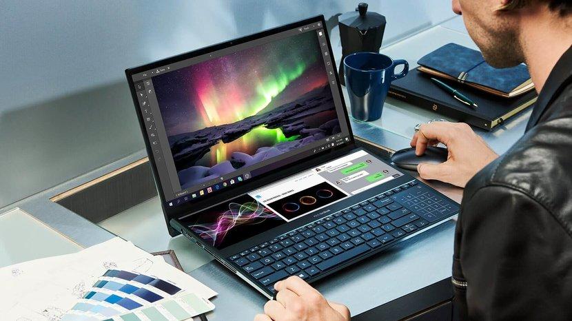 Asus, Zenbook, Laptop, Technology