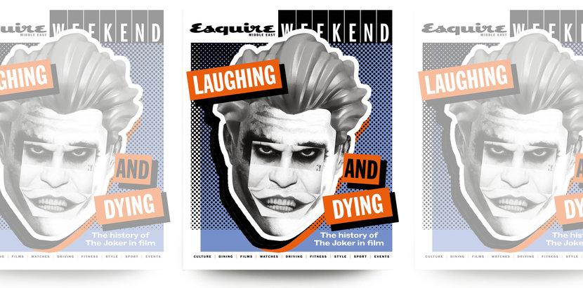 The Joker, Esquire Weekend